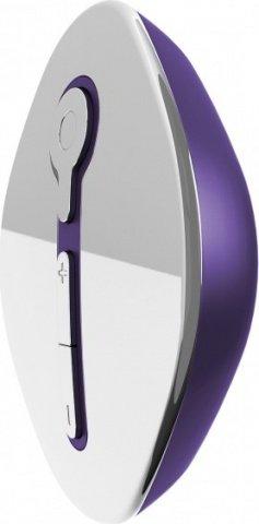 Виброяйцо на дистанционном управлении фиолетовое, фото 2