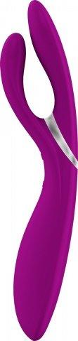 Вибратор rabbit перезаряжаемый фиолетовый, фото 2