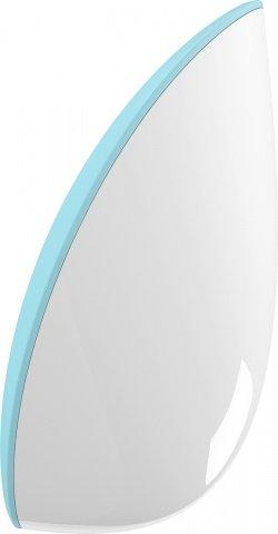 Клиторальный стимулятор перезаряжаемый голубой, фото 2