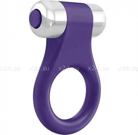 Эрекционное кольцо ежевичное