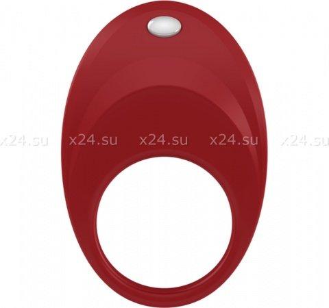 Эрекционное кольцо красное, фото 4
