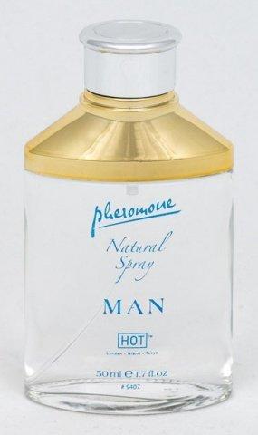 Спрей для мужчин с феромонами ''Сумерки'' (натуральный) 50 мл, фото 2