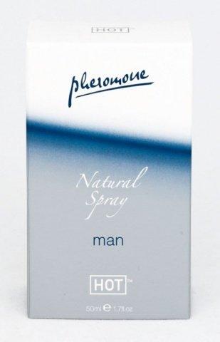 Спрей для мужчин с феромонами ''Сумерки'' (натуральный) 50 мл, фото 3