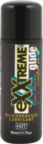 Exxtreeme Glide смазка на силиконовой основе (а + ) 50 мл