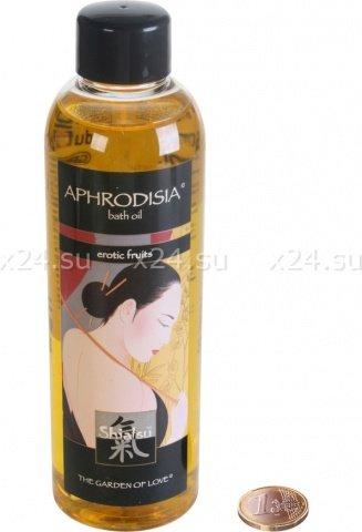 Масло для ванны Афродизия с запахом экзотических цветов 250 мл
