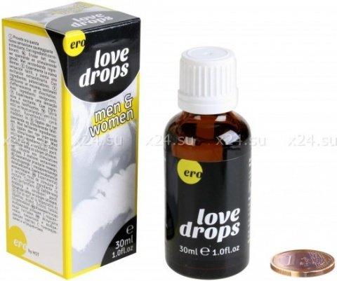 Возбуждающие капли любви Love Drops