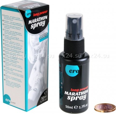 Спрей для мужчин Marathon Spray men - Long Power 50 мл