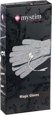 Magic Gloves Электроперчатки для массажа, фото 2