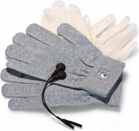 Magic Gloves Электроперчатки для массажа, фото 3