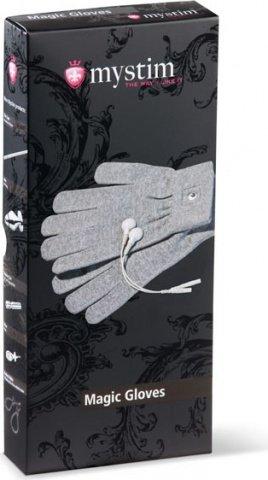 Magic Gloves Электроперчатки для массажа, фото 4