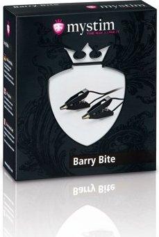 Barry Bite Электрозажимы для массажа груди и половых губ, фото 4