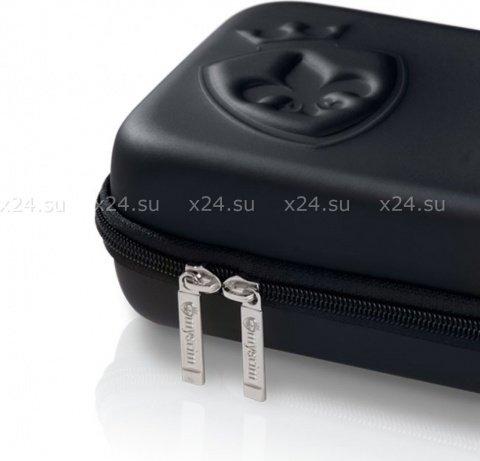 Tickling Truman - Black Edition Электростимулятор с вибрацией, фото 4