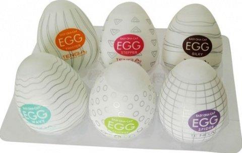 Мастурбатор tenga egg clicker - оригинал