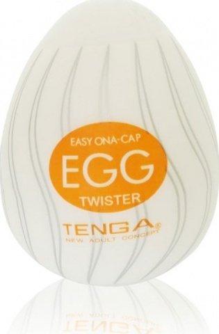Мастурбатор tenga egg clicker - оригинал, фото 3