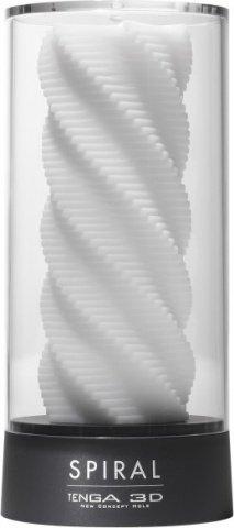 Мастурбатор Tenga - 3D Spiral, фото 2