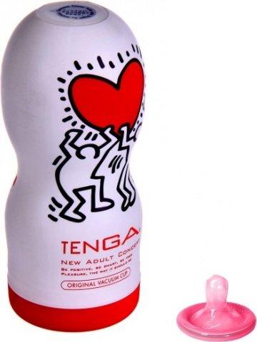 ����������� Keith Haring - Vacuum Cup (Tenga)