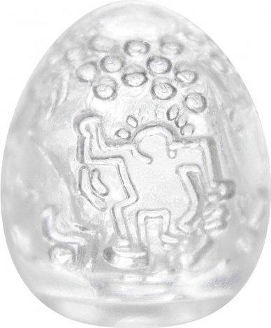 Супер эластичный мастурбатор-яйцо Keith Ham, фото 3