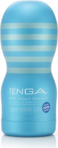 Мастурбатор Tenga - Cool Edition Deep Throat Cup