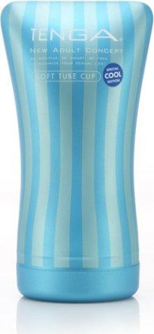 Мастурбатор Tenga - Cool Edition Soft Tube Cup