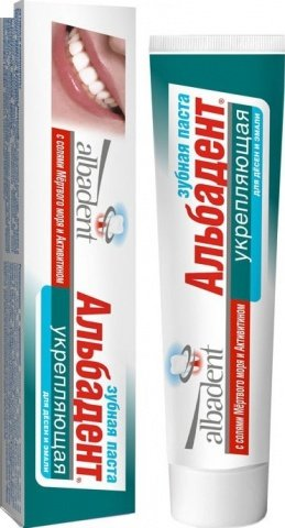 Зубная паста укрепляющая, 95 г