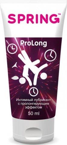 Интимный лубрикант продлевающий Spring ProLong 50 мл