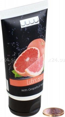 Съедобный лубрикант juju со вкусом грейпфрута 50ml 7470ju