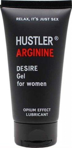 Гель-смазка arginine, стимулирующая, 75 мл