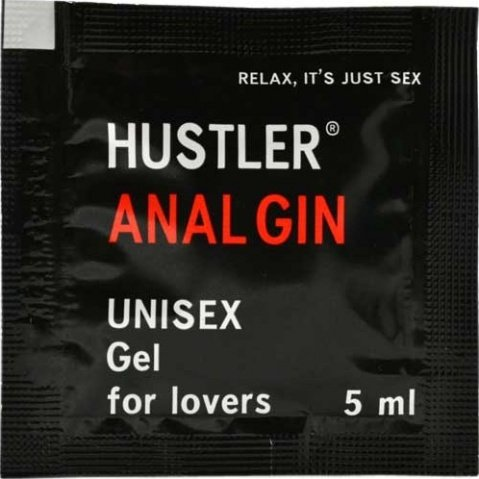 Гель-смазка analgin, анальная, 5 мл, фото 2