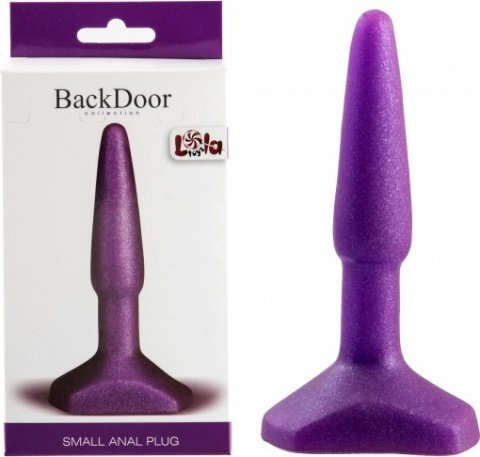 �������� ���������� Small Anal Plug Purple