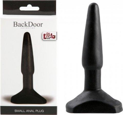 �������� ���������� Small Anal Plug black