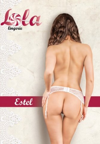 Изысканный кружевной пояс Estel 42-44 11181-42-44Lola, фото 2