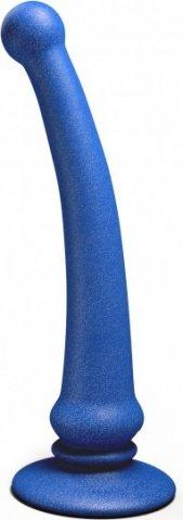 Анальный стимулятор Rapier Plug blue 15 см