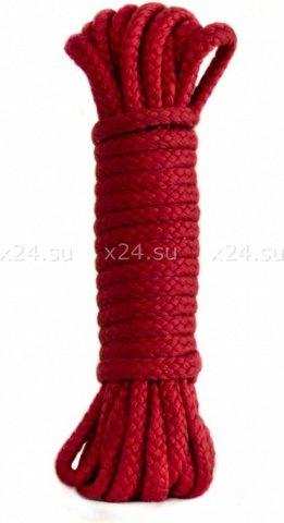 Веревка Bondage Collection Red 1040-04lola