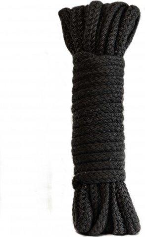 Веревка Bondage Collection Black 1040-01lola