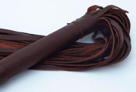 Плетка коричневая, фото 2