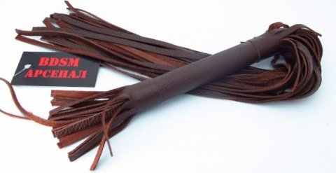 Плетка коричневая, фото 3