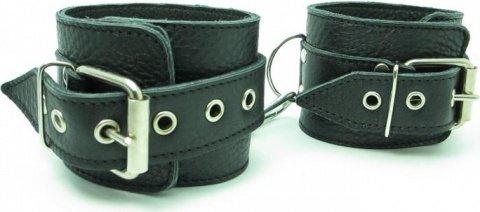 Кожаные наручники