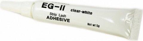 Клей для ресниц Zinger Infinity бело-прозрачный 5 мг