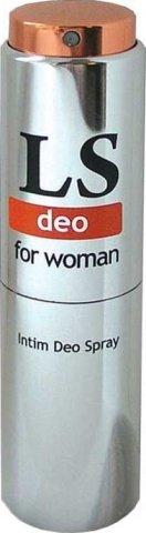 Интимный дезодорант для женщин DEO (18 мл), фото 3