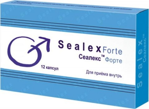 Сеалекс Форте 12 шт