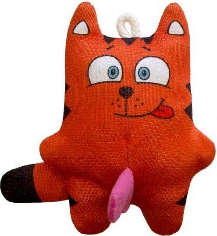 Брелок Рыжий кот 2518, фото 3