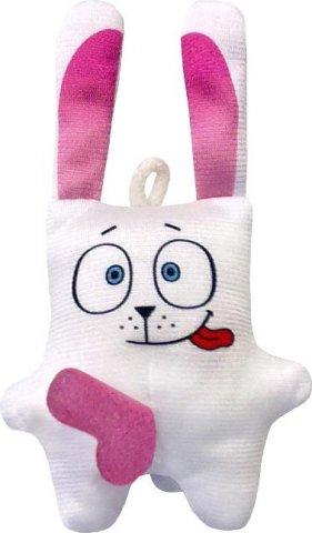 Брелок Белый кролик 2514, фото 3