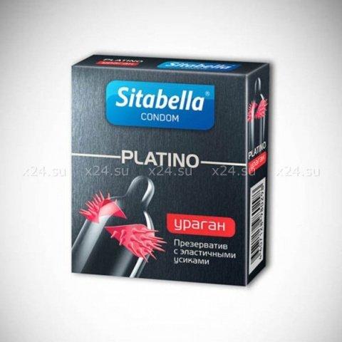 Пр-вы ситабелла platino plus ураган с усиками1/12 упак, фото 2