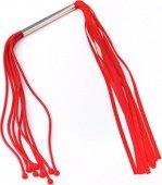 Плеть резиновая красная двухсторонняя