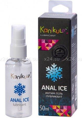 �������� ��������� � ����������� �������� Kanikule Anal ice (50 ��)
