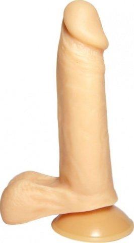 Фаллоим. 2 с присоской 16 см, фото 6