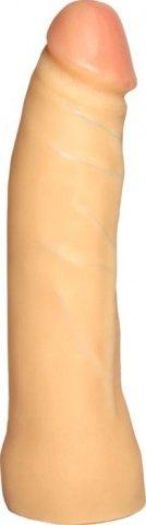 Насадка на трусики телесный, 40 х170 мм 17 см, фото 4