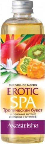 Массажное масло Erotic SPA Тропический букет 150 мл