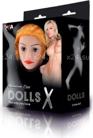 Кукла надувная