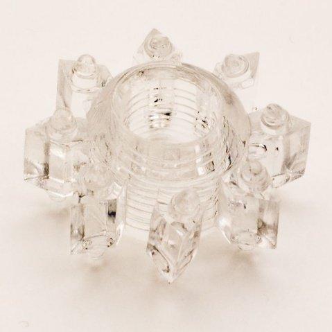 Кольцо гелевое прозрачное, фото 2